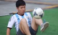 花式足球带您现学把妹绝技
