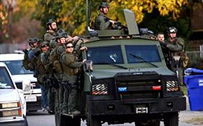 美国加州枪击案致14死17伤