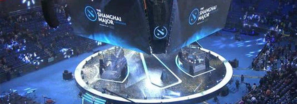 2016DOTA2上海特锦赛6强淘汰赛 EG VS MVP BO3