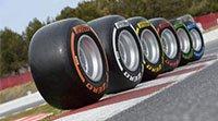 F1初学者指南 告诉你轮胎上五颜六色的是什么