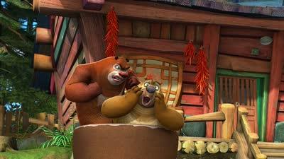 熊出没之年货