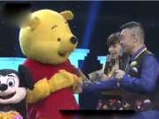 《今晚我当家》20150411:小熊被调侃成黄队孩子 吴毅家庭获得梦想基金