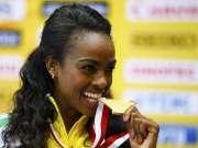 最佳女运动员:迪巴巴