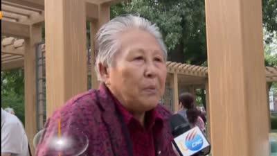 认识虐待老年人问题 安徽合肥中考遇暴雨