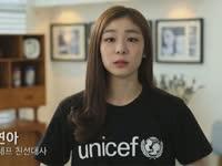 金妍儿当选体坛慈善明星 民众:应竞选总统