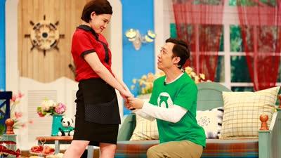 李菁不择手段求婚谢依霖 喜乐餐吧基情探戈