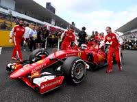 2015年F1俄罗斯站正赛集锦 Kimi最后一圈撞车