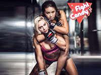 《Fight Candy》第4期:荷兰甜美小妞被擒 唐金教你上肢三角锁