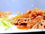 《幸福最美味》20151114:象形菜金秋双菊芳香诱人 灿菊丸入选年度《幸福食谱》