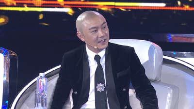 黄玉浩赛前 张卫健说玉浩搞笑事
