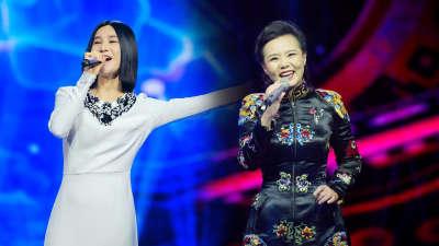 《2016贵州河北联合春晚》 龚琳娜尚雯婕挑战中国声音