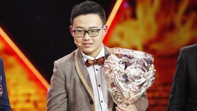 15岁陈智强获全球脑王 《最强大脑》我们再见