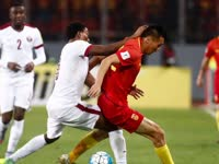 【全场录播】12强赛 中国VS卡塔尔 全场录播