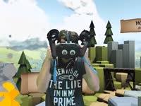 更酷的玩法 电子游戏结合虚拟眼镜
