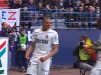 法甲第30轮五佳球:波尔多神锋2上榜 姆巴佩晃傻对手