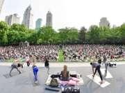 【乐尚播报】lululemon Unroll China 2017中国瑜伽热汗派对上海启航