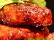 《暖暖的味道》20170713:黑椒绿豆牛肉饼 四油腌制鸡肉美味秘诀