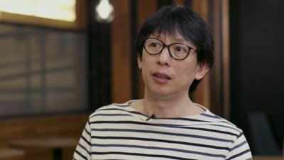 林奕华:你能想象木头怎么变成气泡吗?