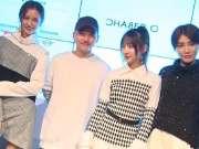 SNH48现身上海时装周 说唱歌手李大奔大谈设计