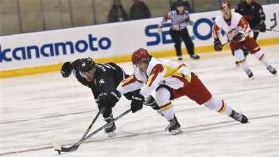 亚冬会 女子冰球中国1-6日本获亚军 日本全胜夺冠