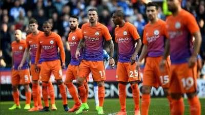 足总杯-诺利托阿圭罗连失单刀 曼城0-0英冠队