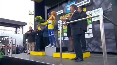 巴黎-尼斯第五赛段 格雷佩尔夺冠