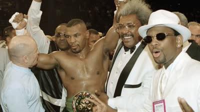 拳击比赛背后的操纵黑幕(五)泰森是最能挣钱的拳手