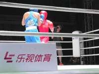 奥运名将美女冠军齐助阵 中體杯拳赛肇庆站落幕