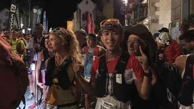2017勃朗峰马拉松开跑 80公里极限越野挑战