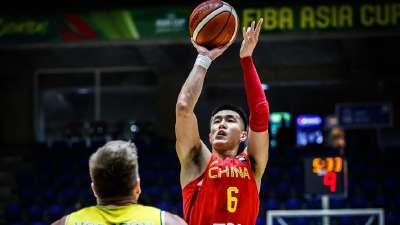 26分惨败!中国男篮不敌澳大利亚创亚洲杯最大分差