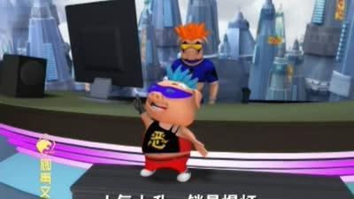 猪猪侠之精彩五分钟22爆笑竞技篇02