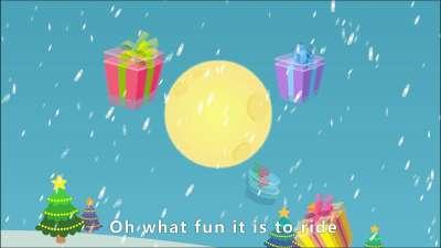 Jingle Bells-贝瓦儿歌4K版