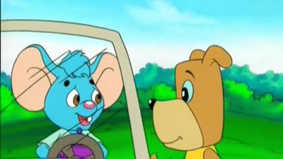 蓝皮鼠和大脸猫 18