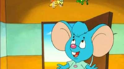 蓝皮鼠和大脸猫 05