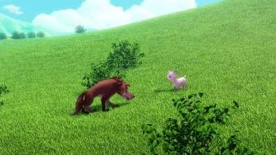翡翠森林狼与羊 秘密的朋友 第15话