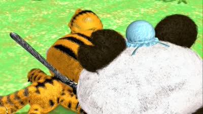 巴布熊猫成语系列第一部48