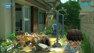 3D《哆啦A梦:伴我同行》终极预告  首次3D化蓝胖子催泪告别