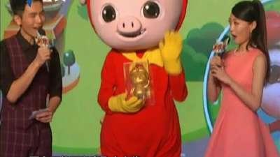 猪猪侠8之变身战队主题曲 小英雄大肚腩