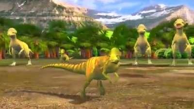 《恐龙世界》第04集