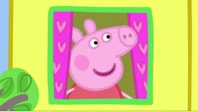 粉红猪小妹37 树屋