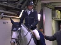 浪琴国际马联世界杯障碍赛-赫尔辛基