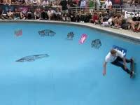 EDGE碗池澳洲迷人海滩 滑板少年各展风姿