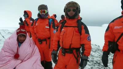 《南极绝恋》 制作特辑之前进!第七大陆