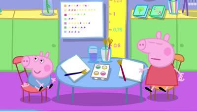 粉红猪小妹 第一季06