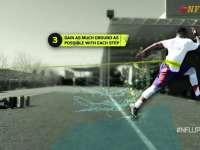 橄榄球身体训练课 抗阻力高抬腿跑让冲刺更有力
