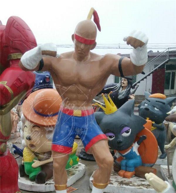 这些雕塑太辣眼睛,看完之后发现自己玩了假LOL!