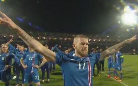 冰岛进军世界杯,学校都有足球场,蔡振华:中国会有五万