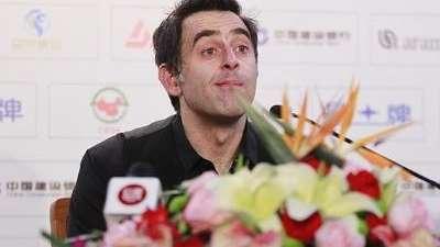 奥沙利文:赛季初已定下夺冠目标 赛后愿留在上海度假