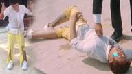 杜淳躲避猎人意外受伤