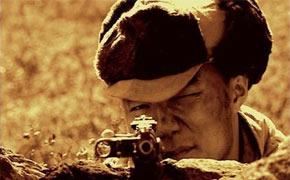 志愿军狙击王张桃芳